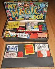 VINTAGE 1950s PETER PAN MY MAGIC BOX SET TOY SIMILAR IN V&A COLLECTION - RARE