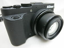 Nikon Coolpix P7700 Point & Shoot digital camera with accessories *superb