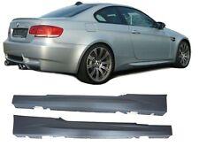 2 BAS DE CAISSE PACK M / M3 BMW SERIE 3 E92 COUPE E93 CABRIOLET 320D 330D 335D