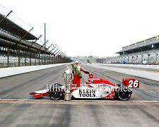 DAN WHELDON 2005 INDY 500 WINNER AUTO RACING 8X10 PHOTO #2