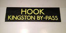 """London Bus Blind Full 2(34"""")- Hook Kingston By-Pass"""