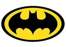 Batman Logo   Iron On Tshirt Transfer