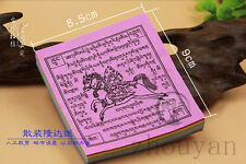 200 PIECES OF TIBETAN BUDDHISM WIND HORSE PRAYER PAPER FLAG FLYING PAPER THANGKA