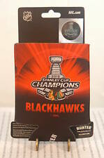 CHICAGO BLACKHAWK CAN COOLER~2015 STANLEY CUP CHAMPS~FREE SHIPPING IN THE US~
