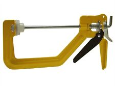 "Roughneck Turbo 150mm / 6"" Speed Strong Hand Clamp Holding Wood Steel Plastic"