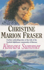 Christine Marion Fraser Kinvara Summer Very Good Book