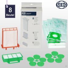 SEBO Servicebox für Airbelt K Hunter Family PET Graphit Vulkano Lemon K1 K3 6695