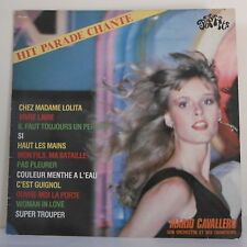 "33T Mario CAVALLERO Disque LP 12"" HIT PARADE CHANTE Vol. 51 LOLITA POP HITS 1851"