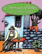 Coloring Books for Grown Folks by Speedy Publishing LLC (2014, Paperback)