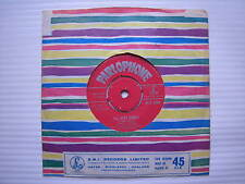 Jerry Lordan - I'll Stay Single / Can We Kiss, Parlophone 45-R 4588 Ex-