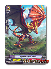 Cardfight Vanguard  x 4 Wyvern Strike, Doha - G-BT01/067EN - C Mint