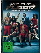 3 DVD-Box ° Hit the Floor - Staffel 2 ° NEU & OVP