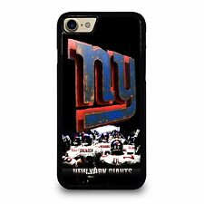 NEW YORK GIANTS iPhone 7 7S 7 Plus Case Phone Cover Plastic Rubber