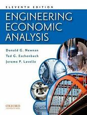 Engineering Economic Analysis by Newnan, Donald, Eschenbach, Ted, Lavelle, Jero
