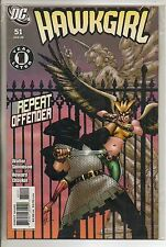 DC Comics Hawkgirl #51 June 2006 One Year Later NM