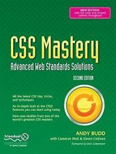 CSS Mastery: Advanced Web Standards Solutions (Black & White) Collison, Simon,