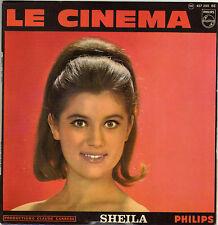 SHEILA LE CINEMA FRENCH ORIG EP SAM CLAYTON