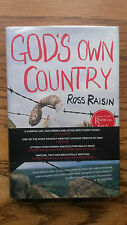 Ross Raisin – God's Own Country (1st/1st 2008 UK hb with dw) Granta, awards