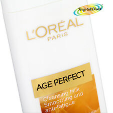 Loreal Age Perfect Vitamin C Anti Fatigue Magnesium Face Cleansing Milk 200ml