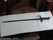 Rare Turkish Mauser Long Bayonet Ottoman Empire Sword Knife Dagger
