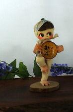 vintage Japanese Kappa Shibaten turtle doll bbb080