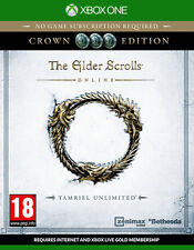 The Elder Scrolls Online: Tamriel Unlimited -- Crown Edition Microsoft Xbox...