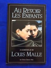 AU REVOIR LES ENFANTS - FIRST AMERICAN EDITION SIGNED BY DIRECTOR LOUIS MALLE
