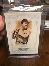 2013 Topps Allen Ginter #1/1 Babe Ruth Ultra Rare Most Boxes Thrown Away Yankees
