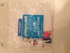 VINTAGE 80s PLAYMOBIL LYRA KEYCHAIN GREEK MADE IN GREECE #1