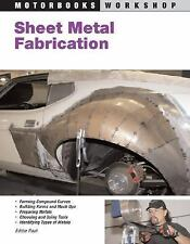 Motorbooks Workshop: Sheet Metal Fabrication : Techniques and Tips for...