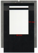 Film holder for Imacon Flextight scanners, 80 x 101mm for Polaroid 665.