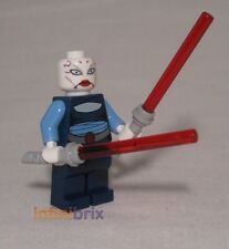 Lego Asajj Ventress (No Skirt) from Set 7676 Republic Gunship Star Wars sw195