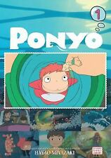 Ponyo Film Comic, Vol. 1 (PONYO ON THE CLIFF)-ExLibrary
