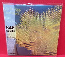 RAB NOAKES-DO YOU SEE THE LIGHTS? KOREA MINI LP CD SEALED W/OBI