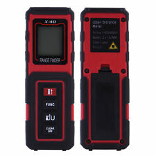 40M Professional Handheld Laser Range Finder Distance Meter Measure Diastimeter