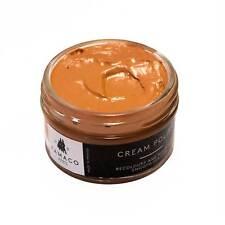 Famaco Clementine Tan Shoe Cream | Tan Shoe Polish 50ml | Tan Leather Cream