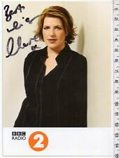 Clare Teal - Jazz Singer and BBC Radio 2 Presenter - Signed Autograph Photo