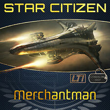 RSI: Star Citizen - Banu Merchantman LTI +4 Items