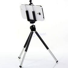 Mini 360 Rotatable Tripod Stretch Stand Holder Bracket For Mobile Phone Camera