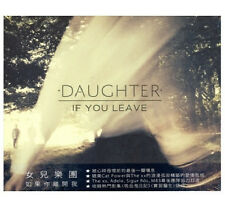 Daughter: If you leave (2013) CD TAIWAN