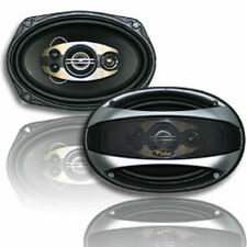 Pair of New Pulsar 6x9 Car Speakers 500 Watts 4-Way