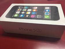 NEW Apple IPHONE 5S -32GB- Space Grey- Factory Unlocked - A1457 SN:DX3RG03TFFGD