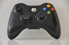 Official Genuine Microsoft xbox 360 Wireless Controller (Glossy Black)