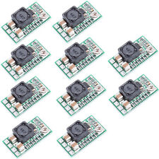 10pc Mini DC-DC 12-24V To 5V 3A Adjustable Step Down Module Buck Converter 97.5%