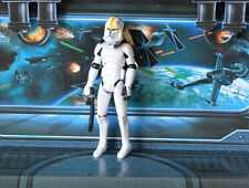 Star Wars Animated Clones Wars CW Figure CLONE PILOT **