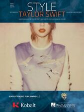 Style Sheet Music Piano Vocal Taylor Swift NEW 000145809