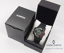 G-SHOCK FROGMAN Master of G DW-9900-1A JAPAN 1999 black red model free ship