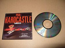 Paul Hardcastle The Wizard cd 11 tracks 1988