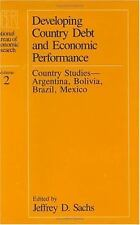 Developing Country Debt and Economic Performance, Volume 2: Country St-ExLibrary