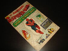 AMAZING SPIDER-MAN #19  Lee / Ditko Silver Age Marvel Comics 1964   FN++ Glossy